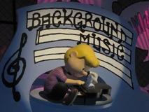 バックグラウンドミュージック シュローダー(1)