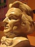 シュローダーのベートーヴェン像 アップ