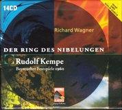 ケンペ 「ニーベルングの指環」1960年バイロイト・ライヴ Audiofile Classics