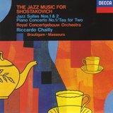 ショスターヴィチ「ジャズ音楽集」(Decca)