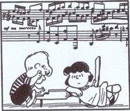(2)シュローダーのトイピアノ