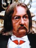 オルロフスキー公爵を演じるヴィントガッセン(1972年)