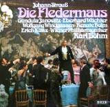 ベーム「こうもり」Decca盤