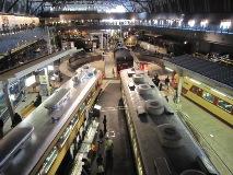 鉄道博物館 規模の大きさにびっくり
