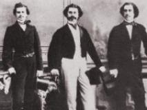 シュトラウス三兄弟
