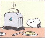 トースター壊れる