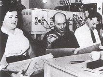 (左から)ニルソン、ショルティ、カルショー