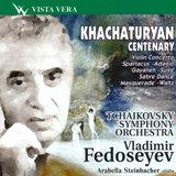 "VISTA VERA(海外盤 VVCD-00060 "" Khachaturyan Centenary "" )"