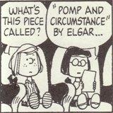 (1)「この曲は?」「エルガーの威風堂々・・・」