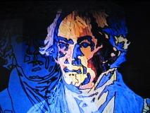 ベートーヴェンの肖像画が映るシーン(3)
