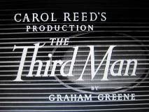 映画「第3の男」タイトル