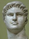 ネロ帝の頭部像(古代ローマ時代 )