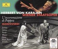 「ポッペーアの戴冠」カラヤン ウィーン国立歌劇場管弦楽団(D.G.)