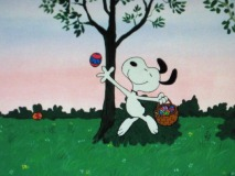 THE EASTER BEAGLE