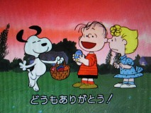 ITS THE EASTER BEAGLE(卵を配るスヌーピー)