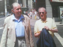 Bob Dorough(left )、Dave Frishberg(right )