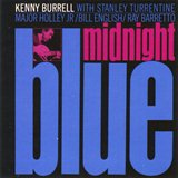 4123 Kenny Burrel Midnight Blue