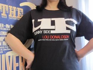 ブルーノートTシャツ Sunnyside Up