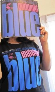 ブルーノートTシャツ Midnight Blue