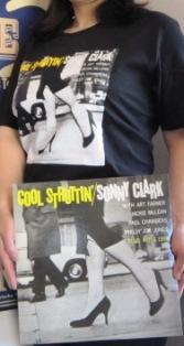ブルーノートTシャツ Cool Struttin