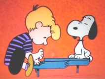 PLAY IT AGAIN, CHARLIE BROWN (2)