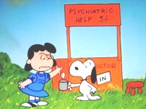 スヌーピーに精神分析の診断を受けてしまった