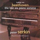 ピーター・ゼルキン ベートーヴェン 後期ピアノソナタ集(ProArte)