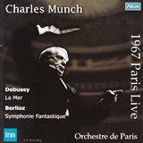 シャルル・ミュンシュ指揮 パリ管弦楽団 :1967年11月14日 シャンゼリゼ劇場