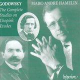 「ショパンの練習曲に基づく練習曲集 」ハイペリオン(CDA-67411~12 )