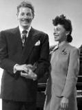 ダニー・ケイ夫妻(1944 )