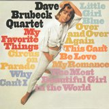 Dave Brubeck My Favorite Things(CBS)
