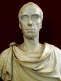 ラウドン元帥の胸像