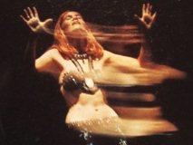 サロメを演じるアニヤ・シリヤ(1974 DECCA )
