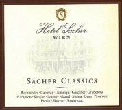 Sacher Classics(D.G. )