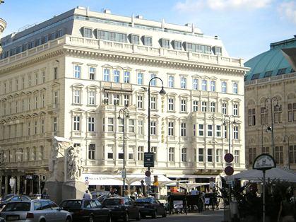 Hotel Sacher Vienna(Wikipedeia )