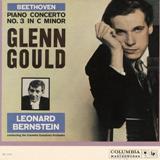 グールド バーンスタイン ベートーヴェン ピアノ協奏曲第3番 (1959年 CBS )