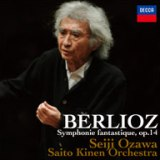 ベルリオーズ 幻想(小澤 )カーネギー・ホール Decca