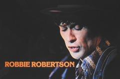 白面のロビー・ロバートソン