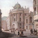 モーツァルト時代のブルク劇場