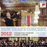 ニューイヤー・コンサート2012 ヤンソンス&ウィーン・フィル(Sony)