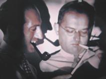 ジョージ(左 )と アイラ・ガーシュウィン兄弟