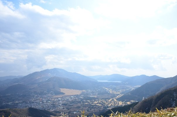 金時山トレッキング20130302_06