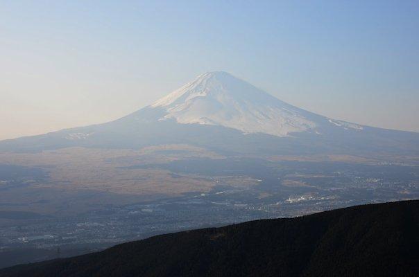 金時山トレッキング20130302_09