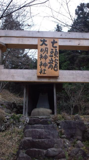 敷地内にある神社