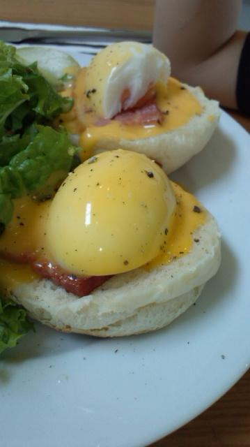 名前忘れたけどすごく美味しい卵でした