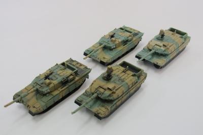 コーヒー戦車3