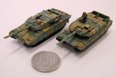 コーヒー戦車1