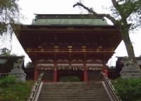 塩釜神社2随身門