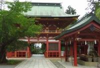 塩釜神社3随身門