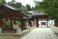 塩釜神社4唐門